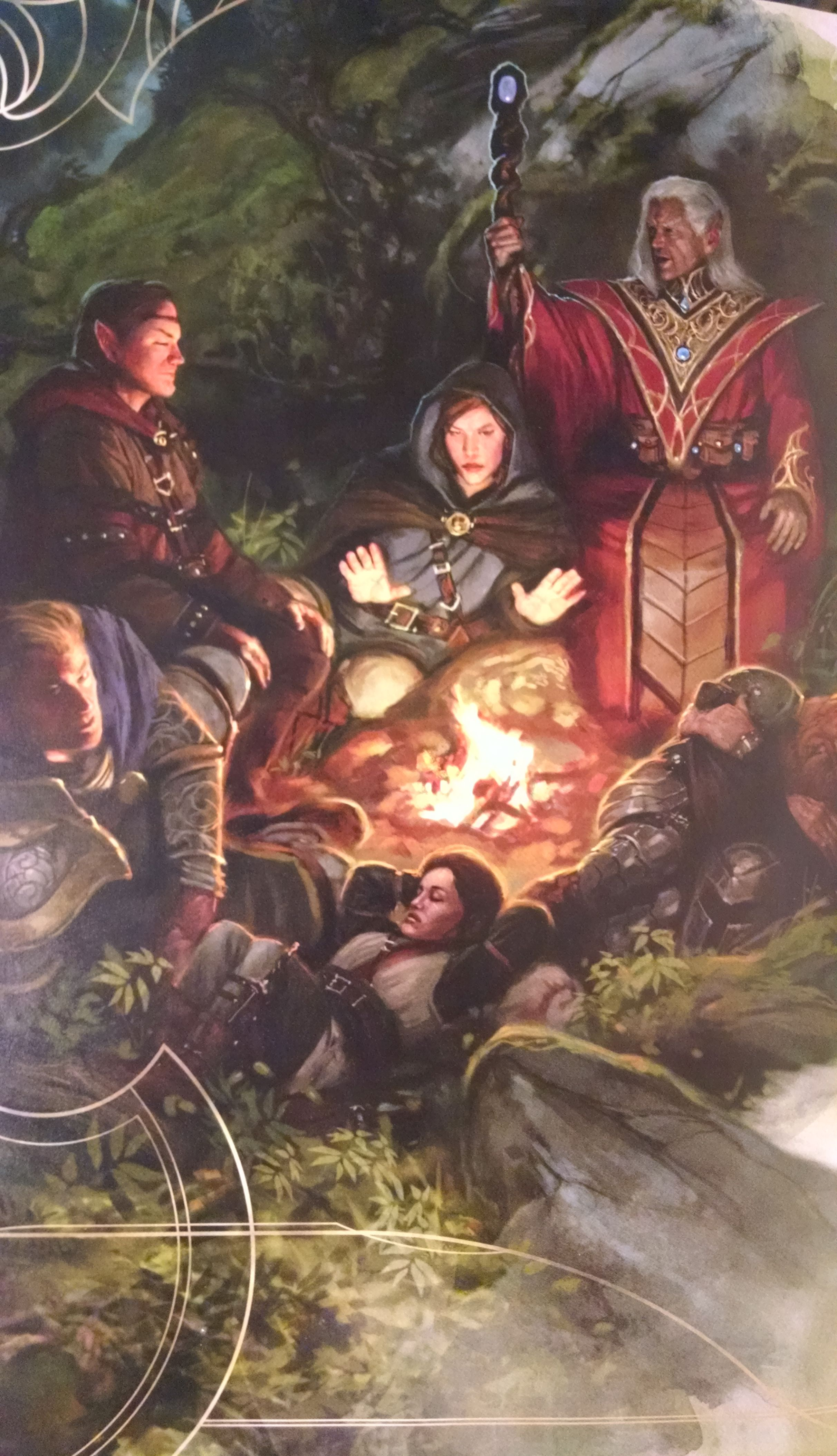 how to play dungeons and dragons 5th edition