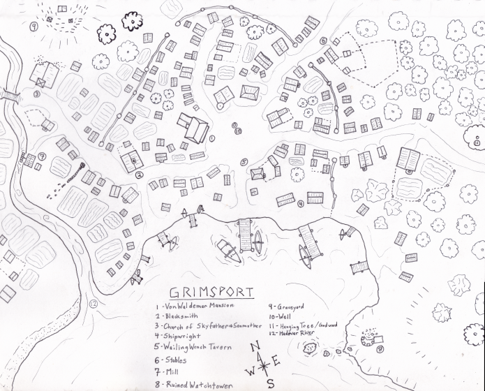 City of Grimsport